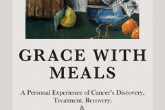 Grace with Meals by R. Fred Zuker; cover art (c) 2020 by Sydney Sylvers