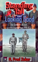Cover art for Standing Tall and Looking Good by R. Fred Zuker
