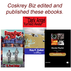 books published by Coskrey Biz