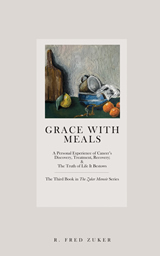 cover art Grace with Meals by Zuker, (c)2020 by Sydney Sylvers